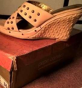 Zapatos Pepe Cantero (nuevos) N 36 Y 38