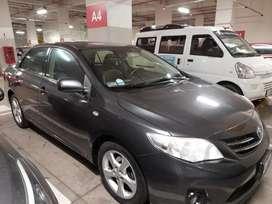 Vendo Toyota Corolla 2011 muy conservado sin choques