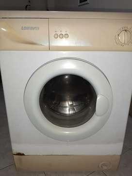 Vendo lavarropas automatico LONGVIE