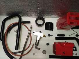 mantenimiento de 440 I airless