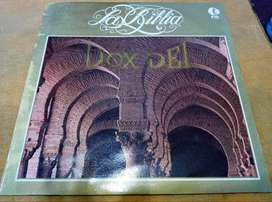 Vox Dei vinilo disco