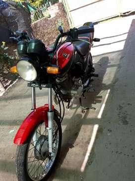 Zanella rx150 modelo 16