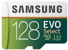 Memorias micro Sd 128gb clase 10 Samsung