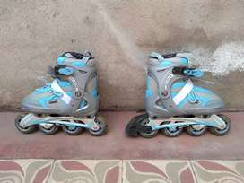 Rollers ajustables a talles 36, 36.5, 37 y 37.5