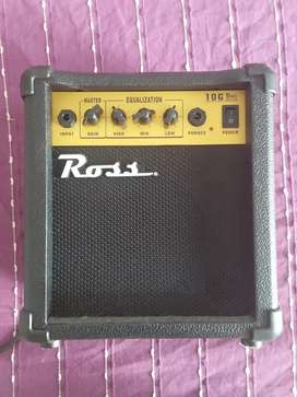 Amplificador Ross 10w para guitarra eléctrica