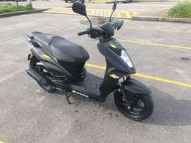 Vendo moto Agility go 2020