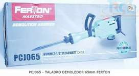 Taladro martillo demoledor