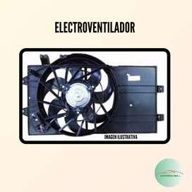 ELECTROVENTILADOR-AUTOS NACIONALES