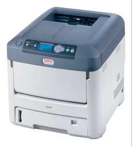 Impresora Laser Oki C711n Color 62446801 - 62433501