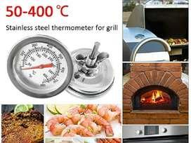Termómetro Para Parrilla Horno Acero Inoxidable 50 - 400 C