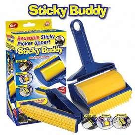 Rodillo De Limpieza Quita Motas Y Pelusa Sticky Buddy