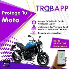 TROBAPP GPS,Adquiere el mejor servicio de rastreo satelital de colombia!