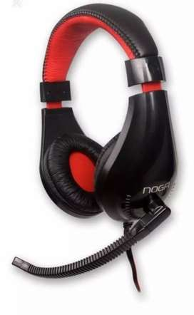 Auriculares Headset Gamer noga stormer ng-8620