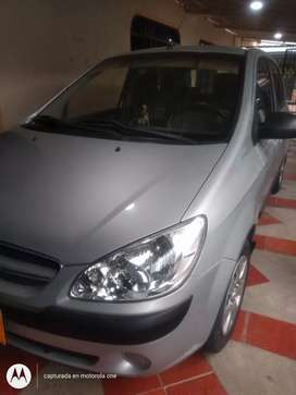 Vendo Hyundai gez  modelo 2007