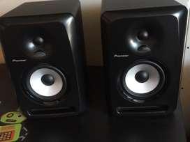 Monitor amplificados pioneer S-DJ50X
