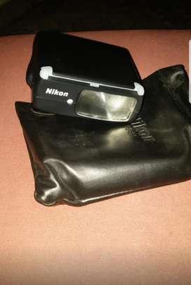 Flash Nikon Speedligth Sb27 con Funda N