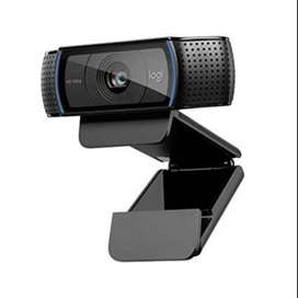 Camara  Logitec C920 Hd Pro Webcam
