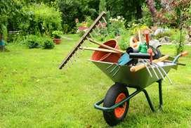 Jardineria o ayudante jardinerio