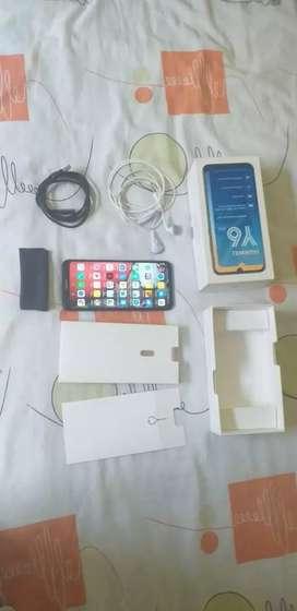 Vendo celular HUAWEI Y6 nuevo usado solo 20 días