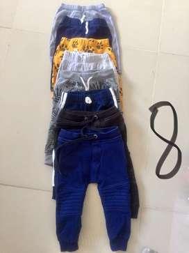 Lote de ropa para niño de un año