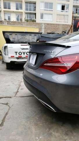 Spoiler Aleron Bmw Mercedes Benz Audi