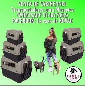 Venta de varikennel transportadores para mascotas