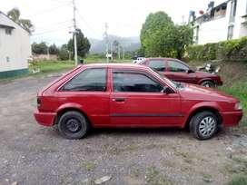 Mazda 323 mod 1990