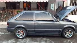 Mazda cupé al día 1998