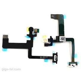 iPhone Flex boton encendido volumen silenc vibr 4 5 5s 6 6 Plus 6s 7 X
