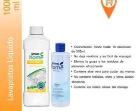 Lavador liquido (detergente)