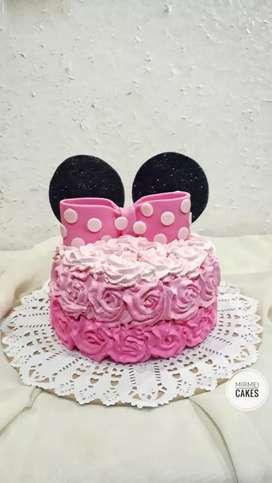Hago tortas a pedido