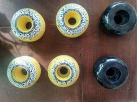 Ruedas skateboard
