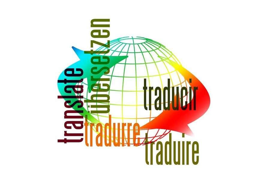 Traducciones. Todos los idiomas.