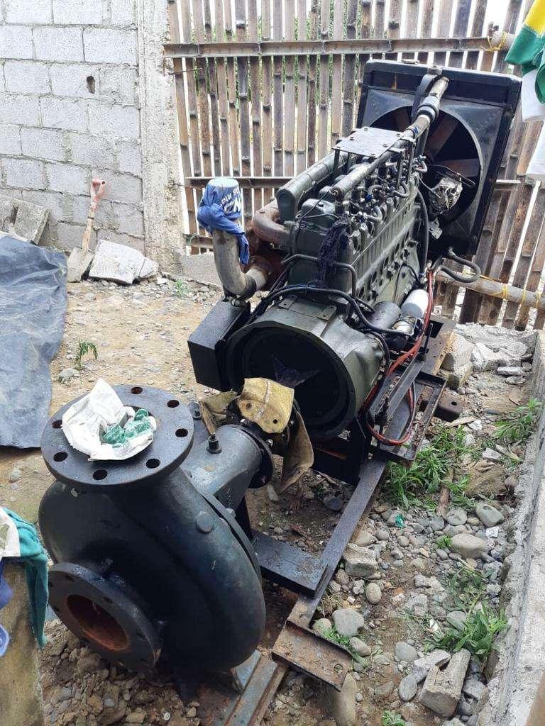 Motor de Riego 128hp. Marca Mwm 0