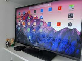 "TV LED 32"" + CONVERTIDOR SMART TV"