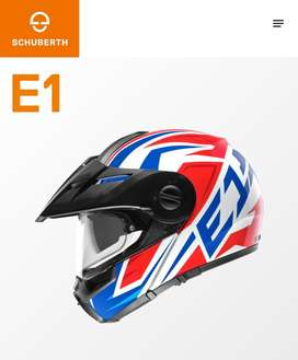 Casco Schubeth E1