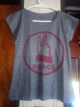 Remera Peace