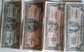 Billetes Pesos Cubanos