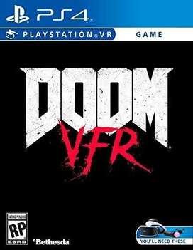 DOOM VFR - PlayStation 4 [video game]