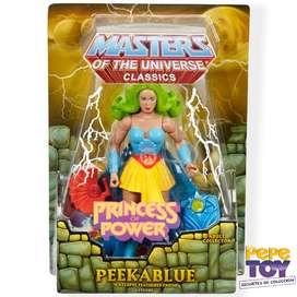 Masters of the Universe Classics Princess of Power PEEKABLUE