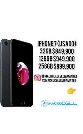 VENCAMBIO IPHONE 7 32GB,128GB,256GB