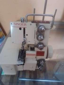 Maquina de coser overloock