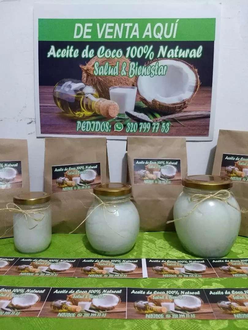 Aceite de Coco Original 0