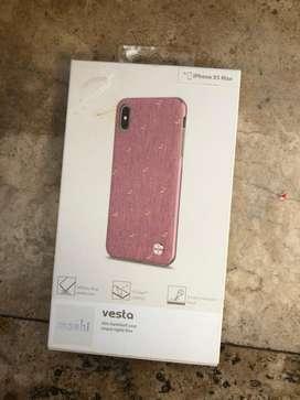Case Moshi para iphone xs max nuevo