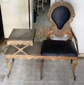 Se vende silla vintage de coleccion