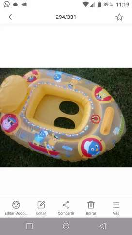 Juguete inflable