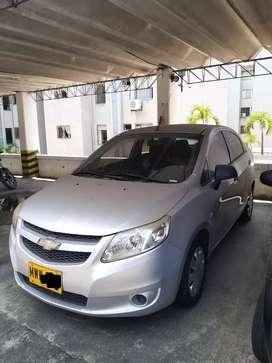 Chevroleth Sail Ls 2014