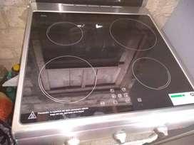 Vendo o cambio cocina de inducción