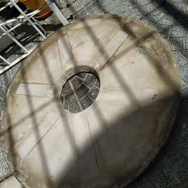 •LIQUIDO•, puerta de aluminio, con ventana, vidrio templado!! Más reja! Más base de tanque de 300 LITROS!!