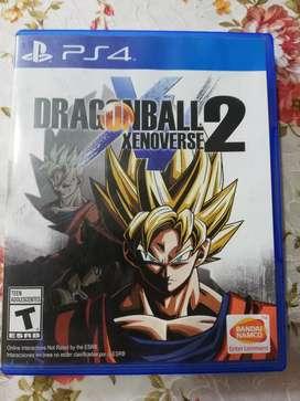 Dragonball Xenoverse 2 PS4